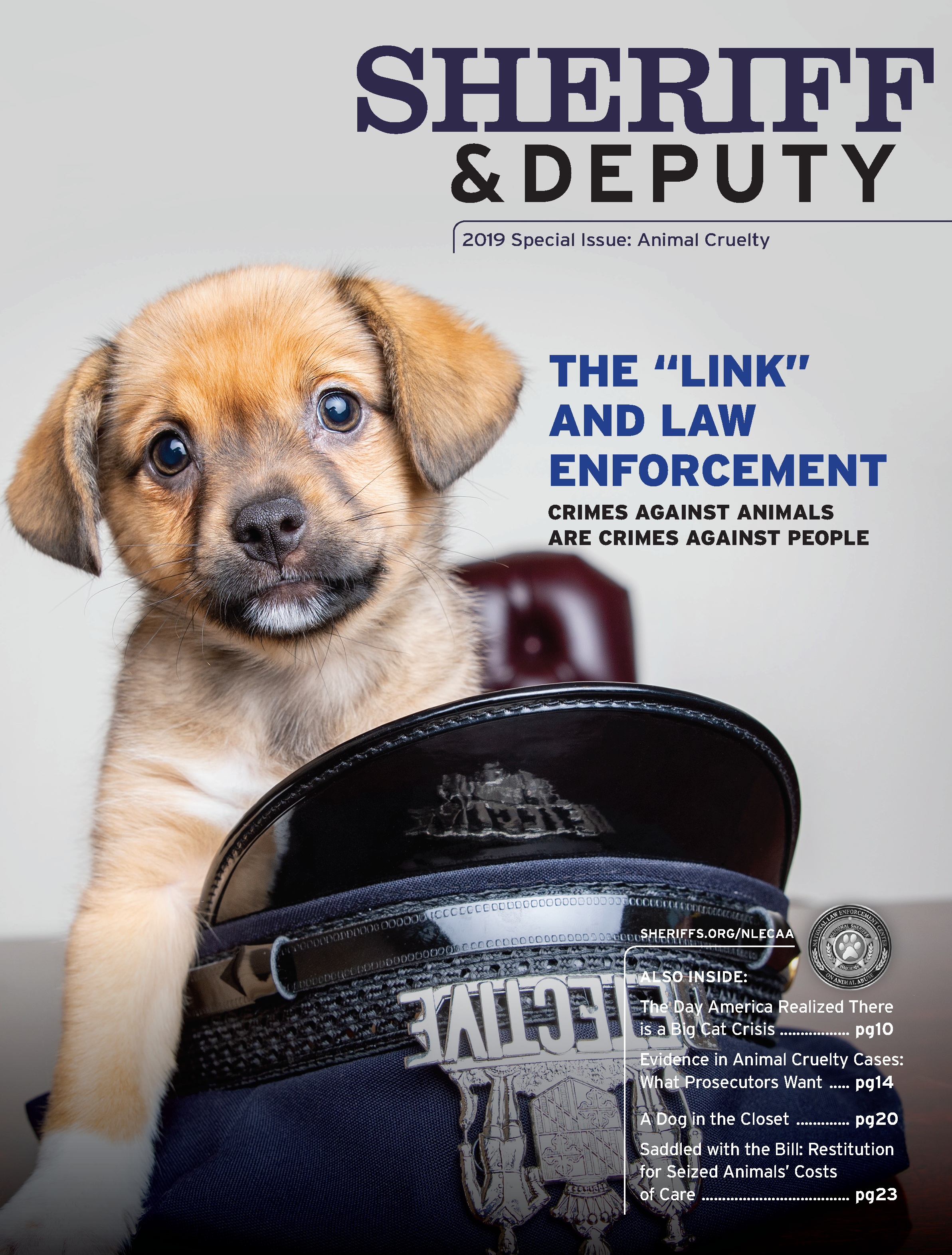 National Law Enforcement Center on Animal Abuse | NATIONAL SHERIFFS