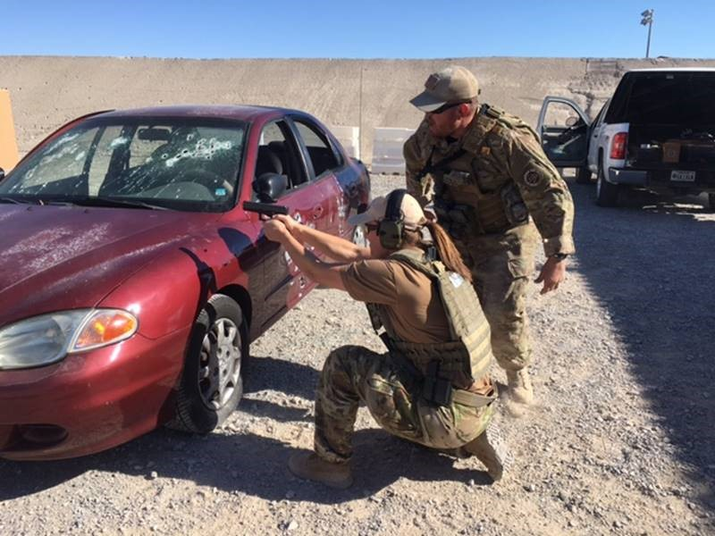 Tactical Shooting for Law Enforcement | NATIONAL SHERIFFS