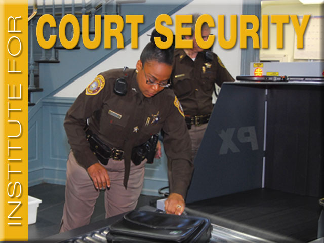Court Security